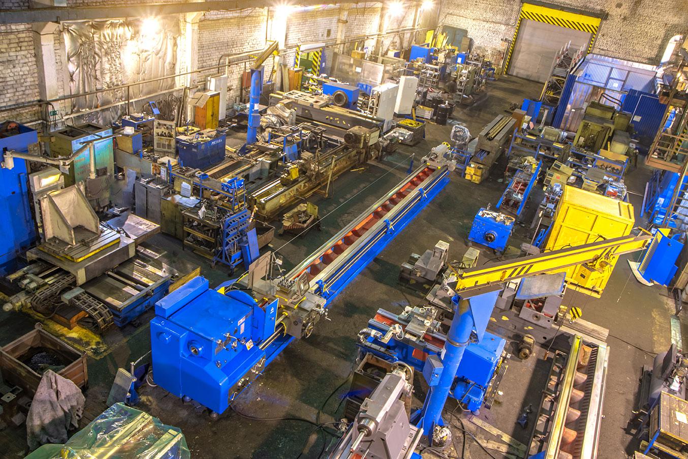 Industrial Tulsa